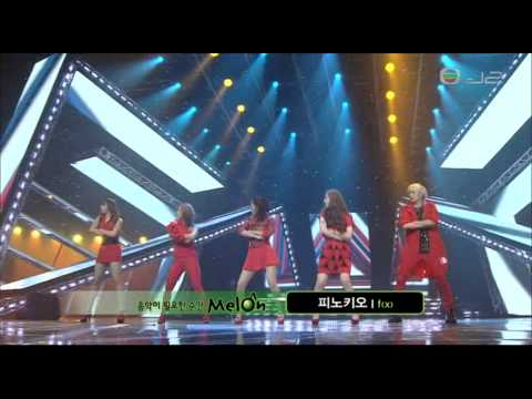 f(x) - hello with SHINee, pinocchino(danger), hot summer [HD]