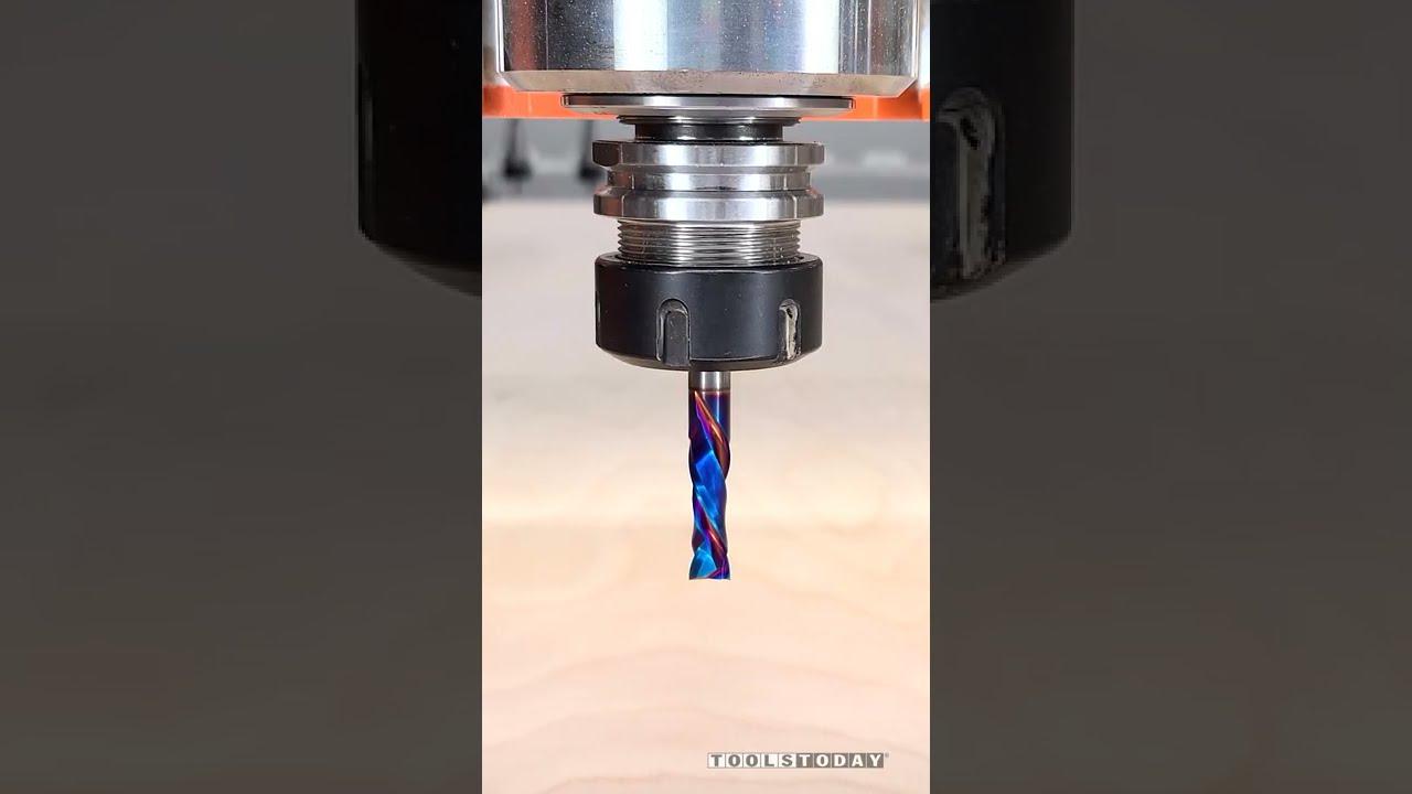 Cutting CNC Workbench Parts