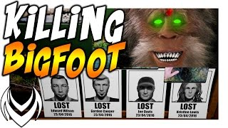 Finding Bigfoot Game | ENDING | ALL MISSING PEOPLE