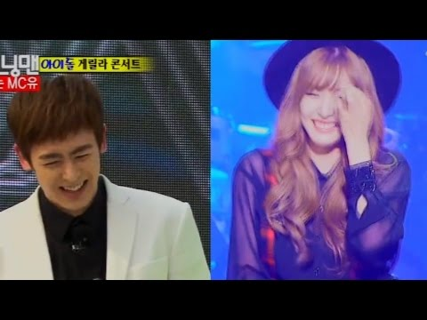 KhunFany's reactions during relationship topics