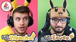 Pokemon Let's Go Pikachu VS. Eevee!? The Version YOU Should Get!