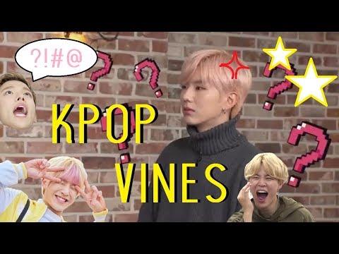 FUNNIEST KPOP VINES (BTS, EXO, SEVENTEEN, GOT7 + MORE)
