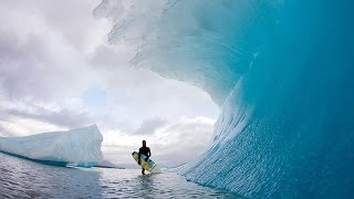 Antarctica's Frozen Waves – How Can Waves Freeze Like That?
