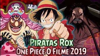 Piratas Rox Em One Piece O Filme 2019