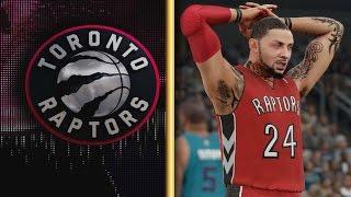 NBA 2K16 MyCAREER - Last Game As A RAPTOR?!