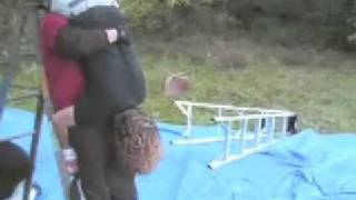Tombstone Piledriver Off Ladder