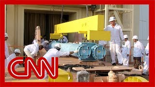 Iran says it will break the low-grade uranium stockpile limit