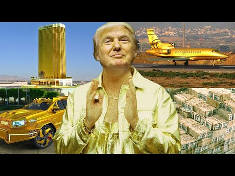 Donald Trump's Biography ★ Net Worth ★House ★ Cars ★ Bike ★ Jet - 2018