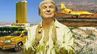Donald Trump's Biography ★ Net Worth ★House ★ Cars ★ Bike ★ Jet - 2018
