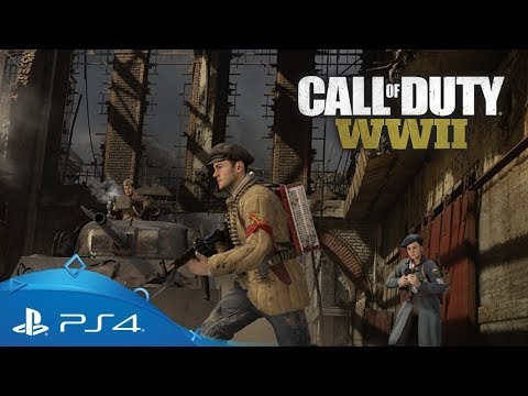Call of Duty: WWII | 1. lisäosa The Resistance | PS4