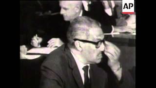 Thurgood Marshall hearings, Carl Stokes elected Mayor of Cleveland