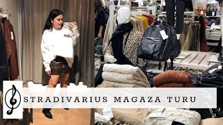 Stradivarius Yeni Sezonda Neler Var?|Mağaza turu |İpek Eraslan