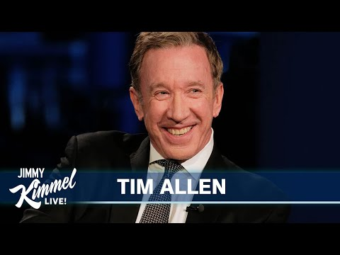 """Tim Allen on Quarantine, Working During the Pandemic & Tim """"The Tool Man"""" Taylor"""