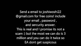FREE COINS FIFA 14 NO SURVEY OR DOWNLOAD!