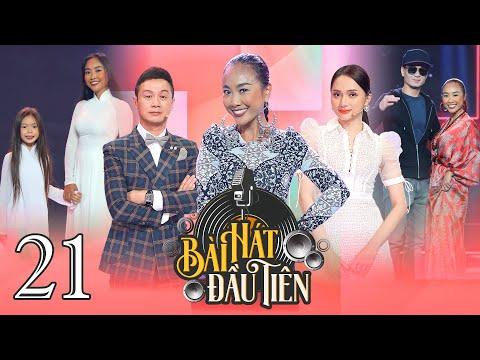 Bài Hát Đầu Tiên - Tập 22: Đoan Trang cùng bé Sol mặc áo dài nền nã, song ca