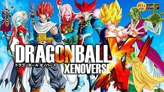Dragon Ball Xenoverse - Pelicula Completa sub Español HD 1080p - Game Movie ドラゴンボール ゼノバース