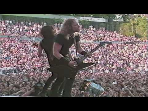 Metallica Welcome Home (Sanitarium) Live 1993 Basel Switzerland