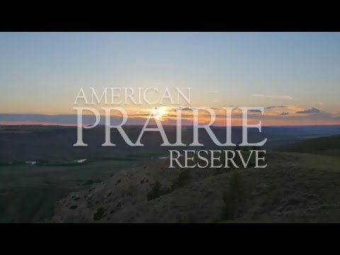 Historic Habitat: 50,000 Acres Added to American Prairie Reserve