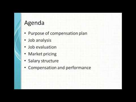 Creating Competitive Pay Structures Preview