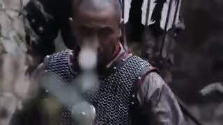 war of the arrows || best action movie || sort clip by tiger attack