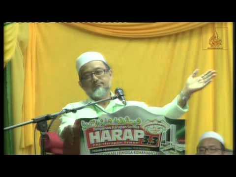 HARAP 3.3 - Ceramah YB Dr Alias Razak