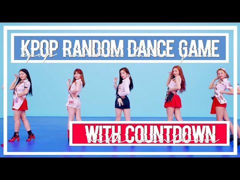 KPOP RANDOM DANCE GAME | WITH COUNTDOWN
