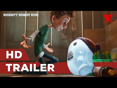 Rozbitý robot Ron - trailer na animák