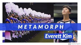 Blue Devils 2017 -METAMORPH - Trumpet Head Cam - Victory Run - Everett Kim - HD