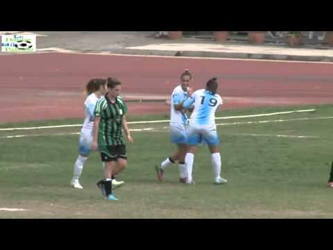 Napoli Carpisa Yamamay - Femminile Nebrodi 6 - 0