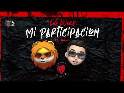 Miky Woodz feat J Quiles - Mi Participación
