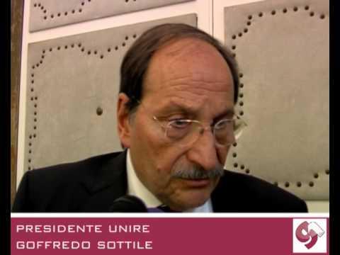 Intervista al Presidente Unire Goffredo Sottile