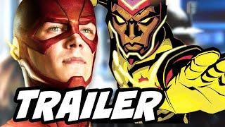 The Flash Season 2 Firestorm Zoom Trailer Breakdown