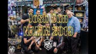 NAMM '19 - Josh Dun Artist Signing