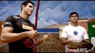 Fight Night Goiania: Cezar Ferreira's Capoeira