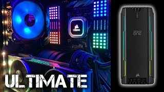 The Corsair One i160 is a GAMING BEAST!
