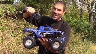 Traxxas BIGFOOT - Mud Bash & More