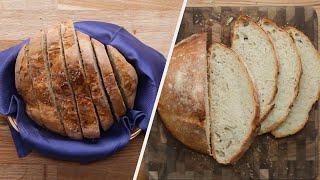 8 Freshly Baked Bread Recipes • Tasty