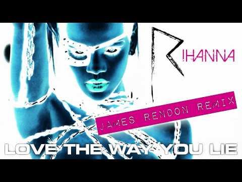 Baixar EMINEM feat. RIHANNA - Love The Way You Lie (JAMES RENDON REMIX)