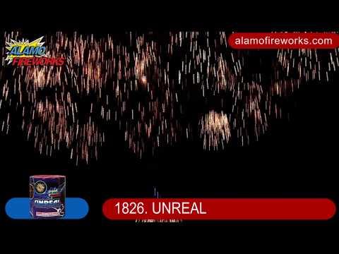 1826 Unreal - Alamo Fireworks