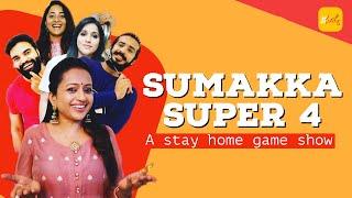 Sumakka Super 4: A stay home fun(d)-raising game show wit..