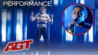 TOP Performances From Singer Benicio Bryant on AGT - America's Got Talent 2019