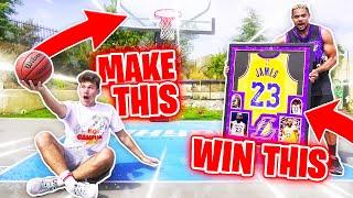 Make the Impossible SHOT, Win the Rare PRIZE !!
