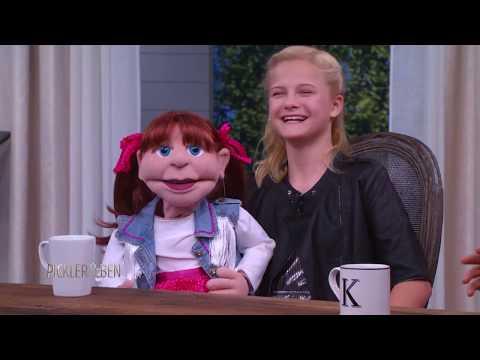 AGT Winner Darci Lynne Farmer Performs with Her Puppet Pal - Pickler & Ben