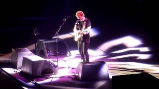 "Ed Sheeran performing ""I Was Made To Love Her"" Live @ the Greek Theatre in Berkeley CA on 6/26/2015"