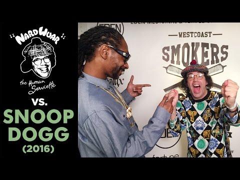Nardwuar vs. Snoop Dogg (2016)
