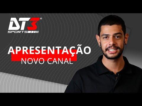 Nova Fase do Canal DT3sports!