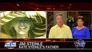 • Parents of Kate Steinle Speak Out • Interview • O'Reilly • 7/13/15 •