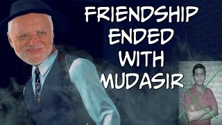 Friendship Ended.