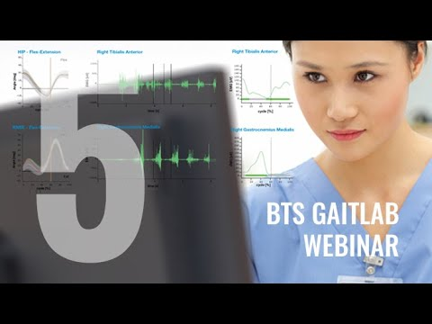 BTS GAITLAB (5th step): how to read the report