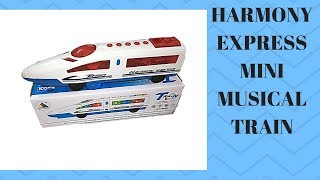 HARMONY EXPRESS TRAIN TOY | MUSICAL TRAIN TOY FOR KIDS
